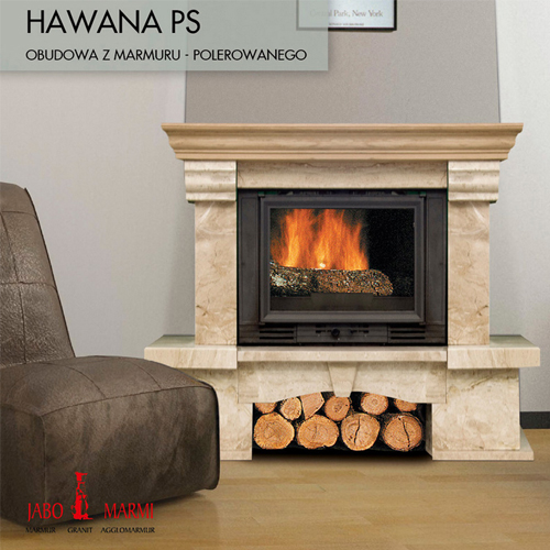 Каминная облицовка HAWANA