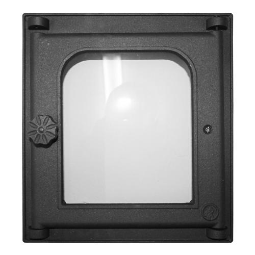 Дверца K302 топочная 250х280 мм