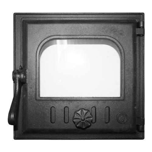 Дверца K401 топочная 250х240 мм