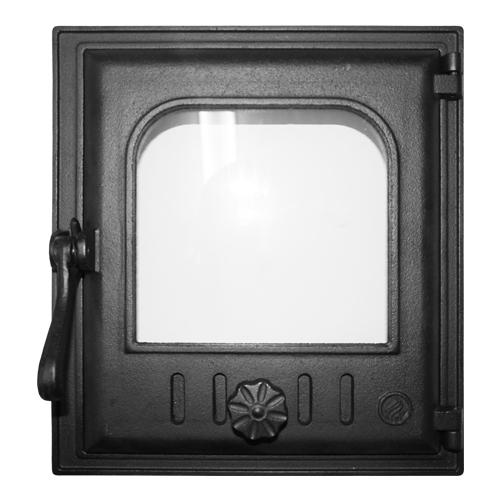 Дверца K402 топочная 250х280 мм