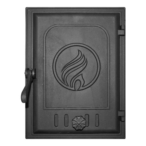 Дверца K413 топочная 250х350 мм