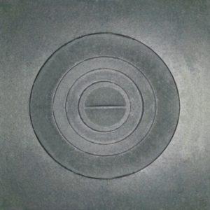 Плита с одним отверстием для конфорок под казан до 20 л. П1 -5